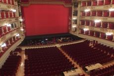 ristrutturazione Teatro La scala